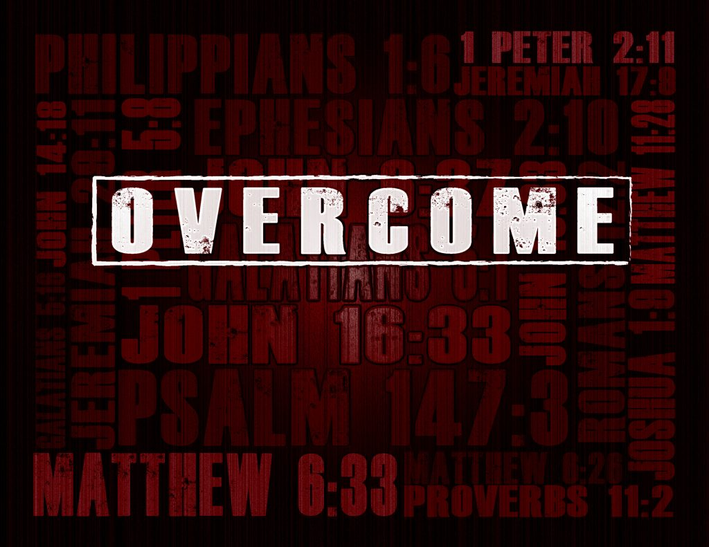 """The """"Overcome"""" Addiction Recovery Curriculum"""