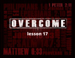 Bible Study on Overcoming Addictions by Joshua Staton, Discipleship Director for First Contact Ministries. Lesson 17 of a series.